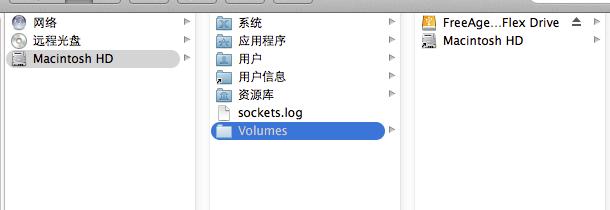 打开Mac OSX原生的NTFS功能 - 第2张  | FreemanApp